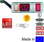 Trailerleuchte Hybrid LED links